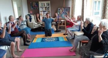 Orpea Athéna yoga