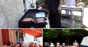 Orpea saint joseph barbecues