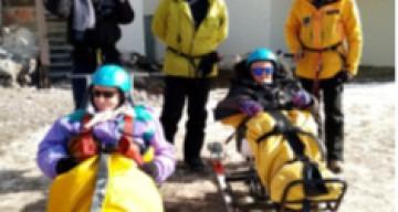 Orpea Saint-Joseph sortie ski