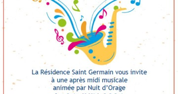 orpea saint germain fête musique