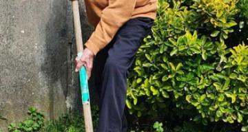 Orpea docteur l'hoste jardinage