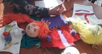 Orpea Croix Rousse marionnettes