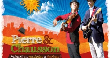 Orpea Croix Rousse concert Pierre Chausson