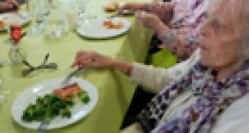 Orpea Le clos de l'ïle Macé repas
