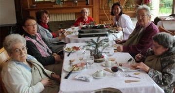 Orpea Le Clos Saint Sebastien atelier culinaire