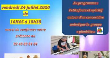 Orpea Le Clos Saint Sebastien live