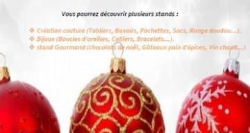 Orpea Le Clos Saint Sebastien marché noël
