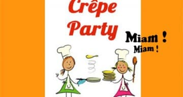 Orpea La Pastorale crepes party
