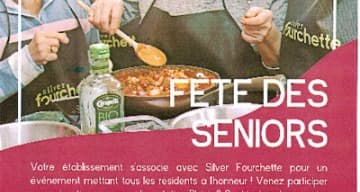 Orpea La Pastorale fête seniors