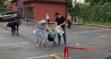Orpea Le Clos des Lilas tennis