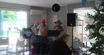 Orpea Les Pivoines fête musique