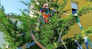 Orpea Beauséjour arbre téléthon