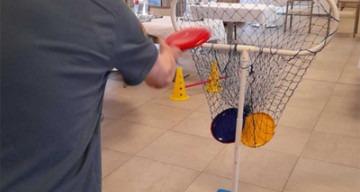 Orpea les tamaris jeu agilité