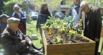 Orpea La Favorite jardin