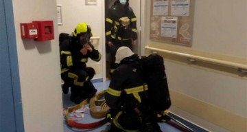 orpea les serianes pompiers