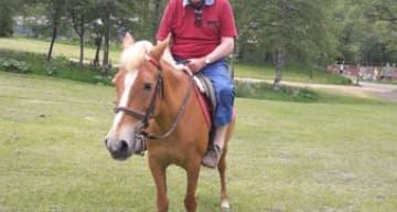 Orpea L'Ambène cheval