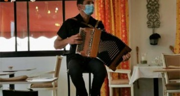 Orpea les cèdres accordéon
