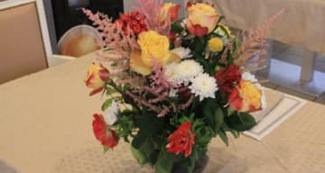 Orpea Les Cèdres art floral