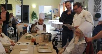 Orpea Les Cèdres Concours soupe