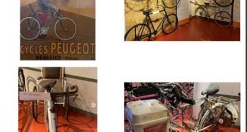 Orpea les cèdres musée vélo