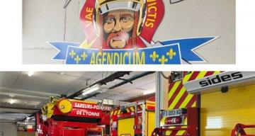 Orpea les cèdres pompiers
