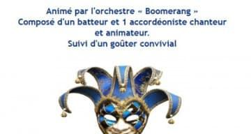 Orpea La Vallée de la Marne bal masqué