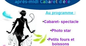 Orpea La Vallée de la Marne cabaret