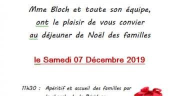 Orpea La Vallée de la Marne noël familles