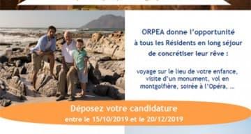 Orpea La Vallée de la Marne rêves de résidents