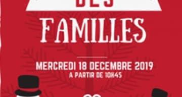 Orpea Les Magnolias Noël familles