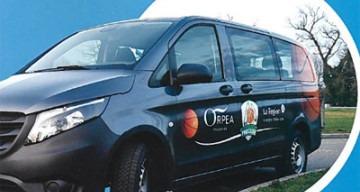 Orpea L'Hermitage minibus