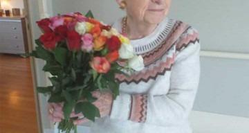 Orpea L'Emeraude lidl bouquets fleurs