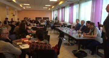 Café éthique à la clinique psychiatrique CLINEA d'Argenteuil