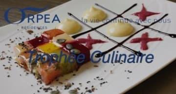 Finale régionale du Trophée culinaire ORPEA 2019 en Nouvelle Aquitaine