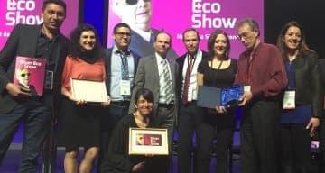 Les équipes ORPEA lauréates du Silver Eco Show 2016